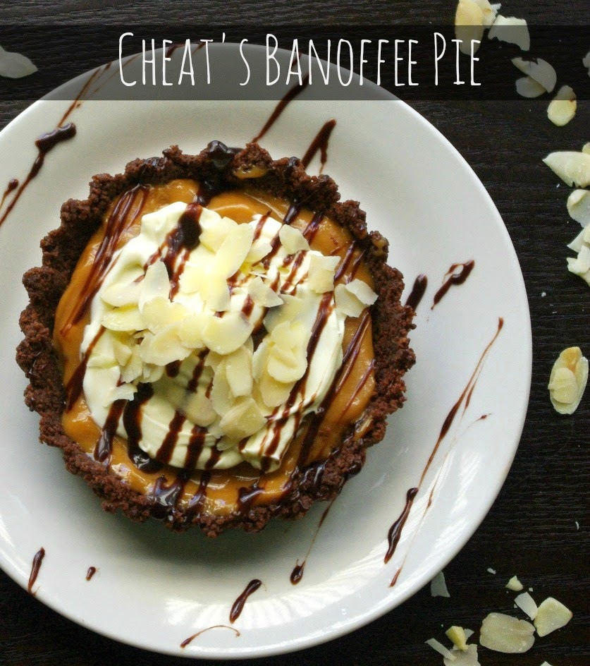 Cheat's Banoffee Pie