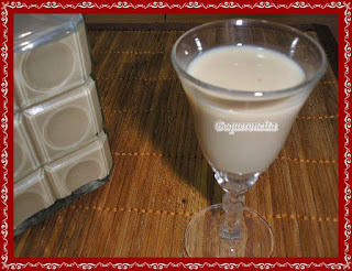 BAILEYS O LICOR DE WHISKY THERMOMIX