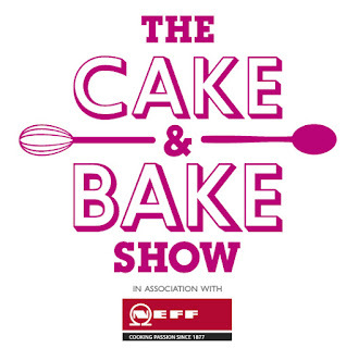 CAKE AND BAKE SHOW TICKET GIVEAWAY
