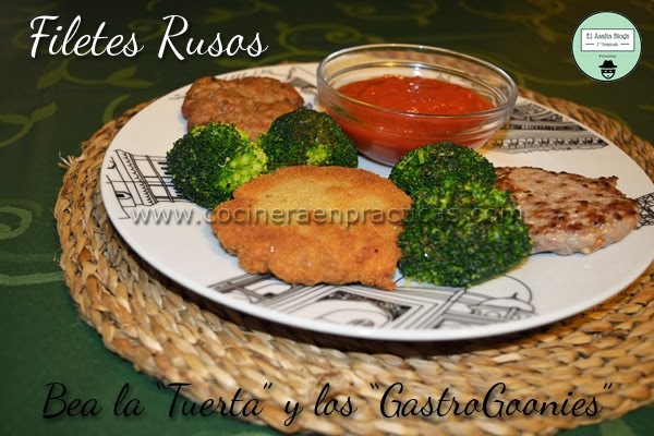 "EL ASALTA BLOGS: Filetes rusos o ""Salisbury steak"""