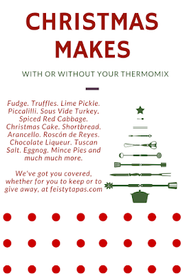 Perfect Christmas Makes with or without your Thermomix