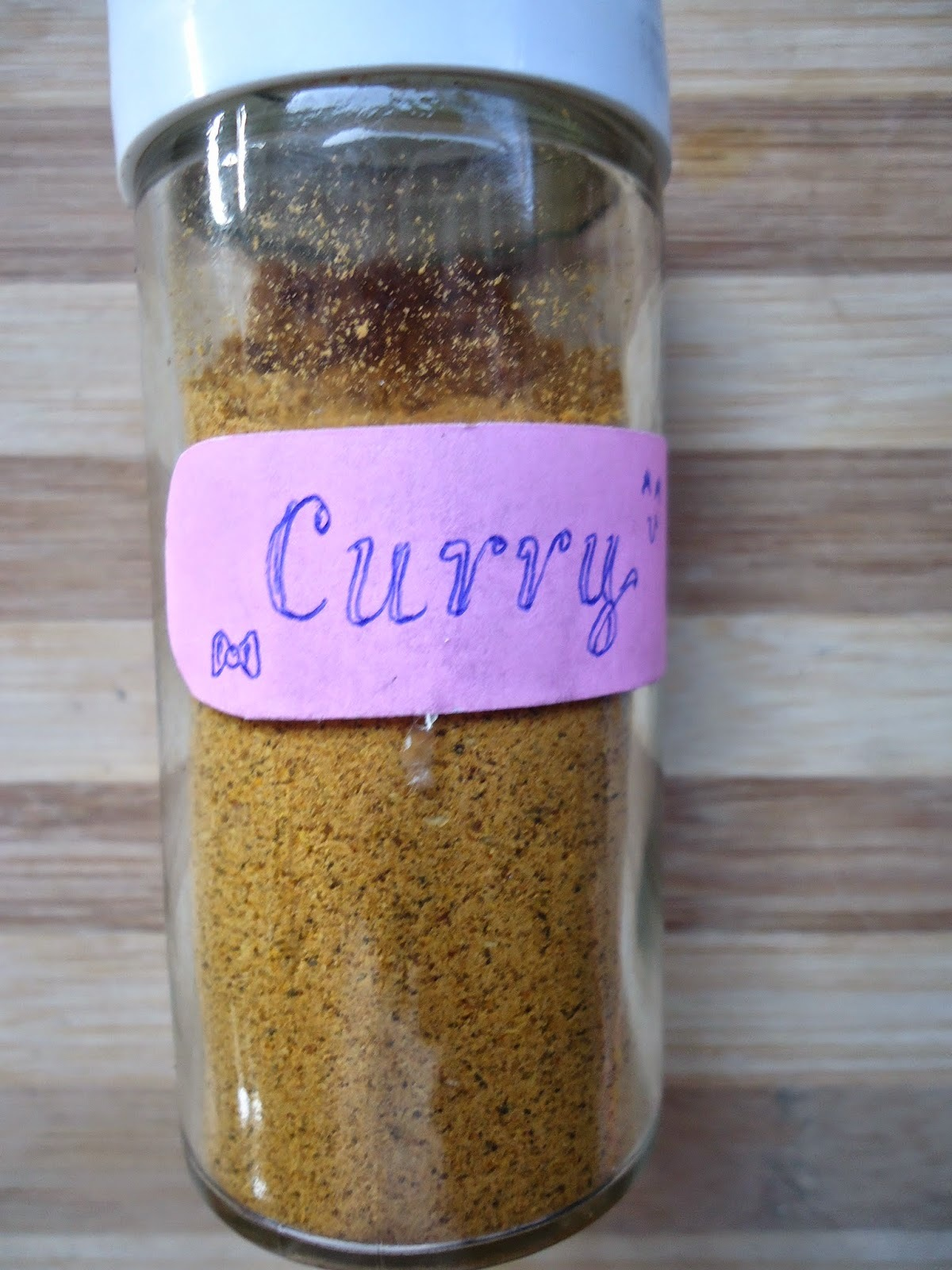 Curry Powder: composition, origin and health benefits of