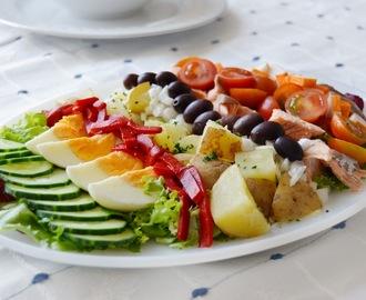 Recetas de nombre de ensaladas francesas mytaste for Ensalada francesa
