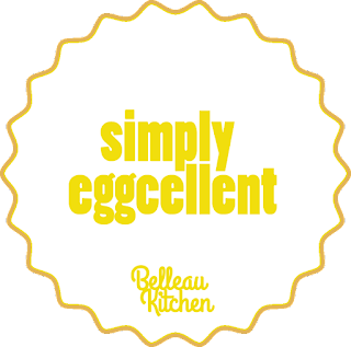 Simply Eggcellent round-up #3 - savoury