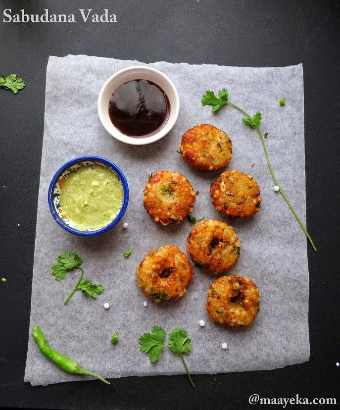 How to make Sabudana Vada, Sabudana Vada Recipe