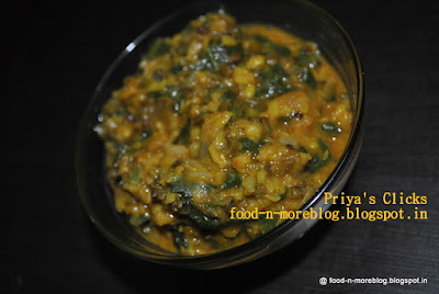 Recipe : Dal Palak | How To make Palak dal | Spinach and lentil stew