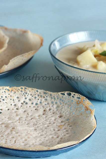 best side dish for appam