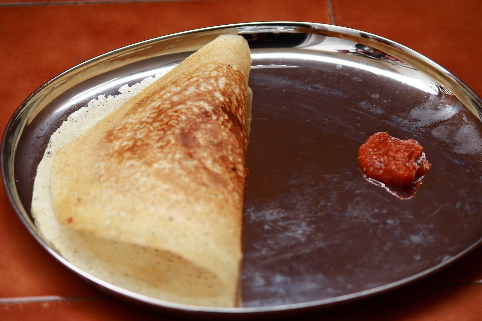Dosa recipe - How to make crispy dosa - South Indian breakfast recipes - Indian kitchen basics