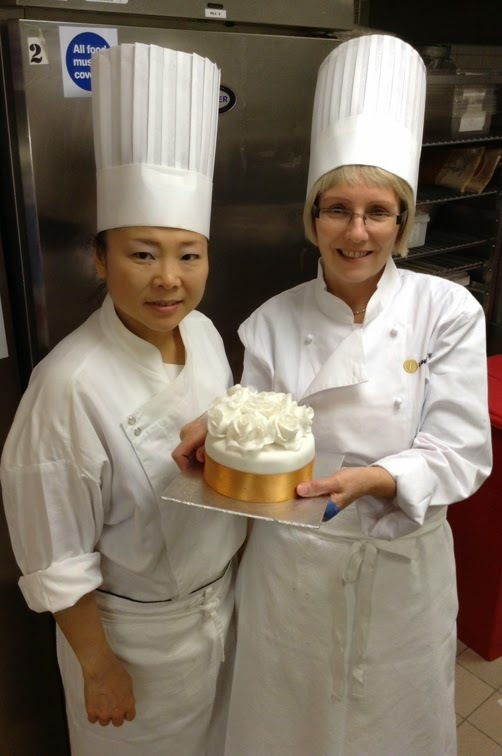 Masterclass with Cherish Finden and Afternoon Tea - Langham Hotel London