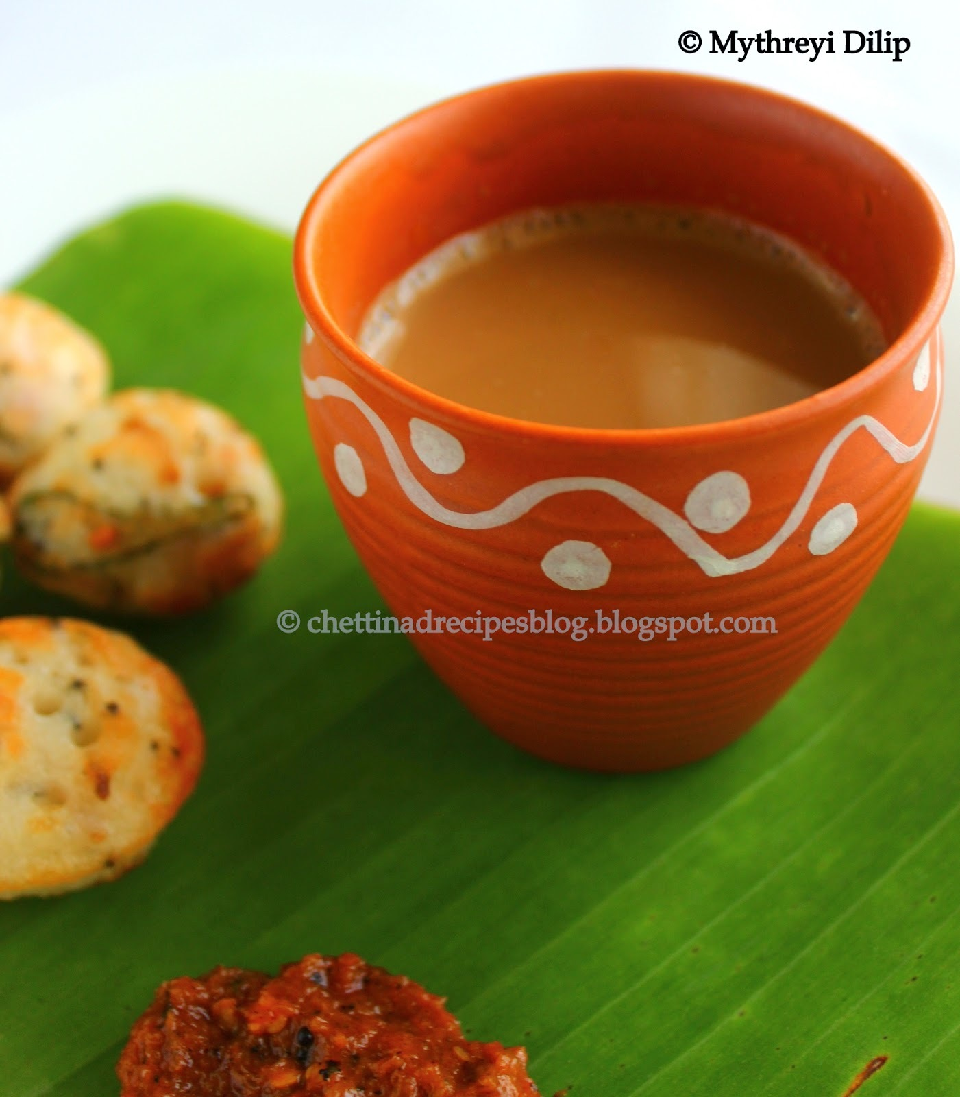 Karupatti Coffee / Palm sugar coffee