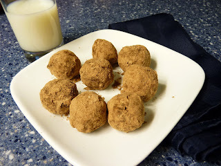 Toddler Truffles #SundaySupper
