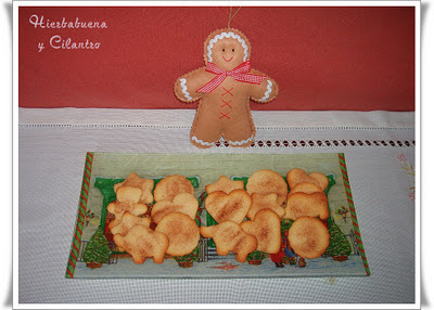 GALLETAS DE MANTEQUILLA (THERMOMIX)