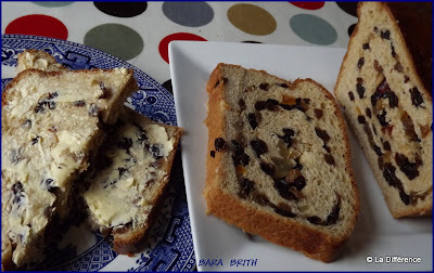 Bara Brith (Welsh Teabread)