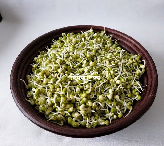 How To Make Moong Bean Sprouts