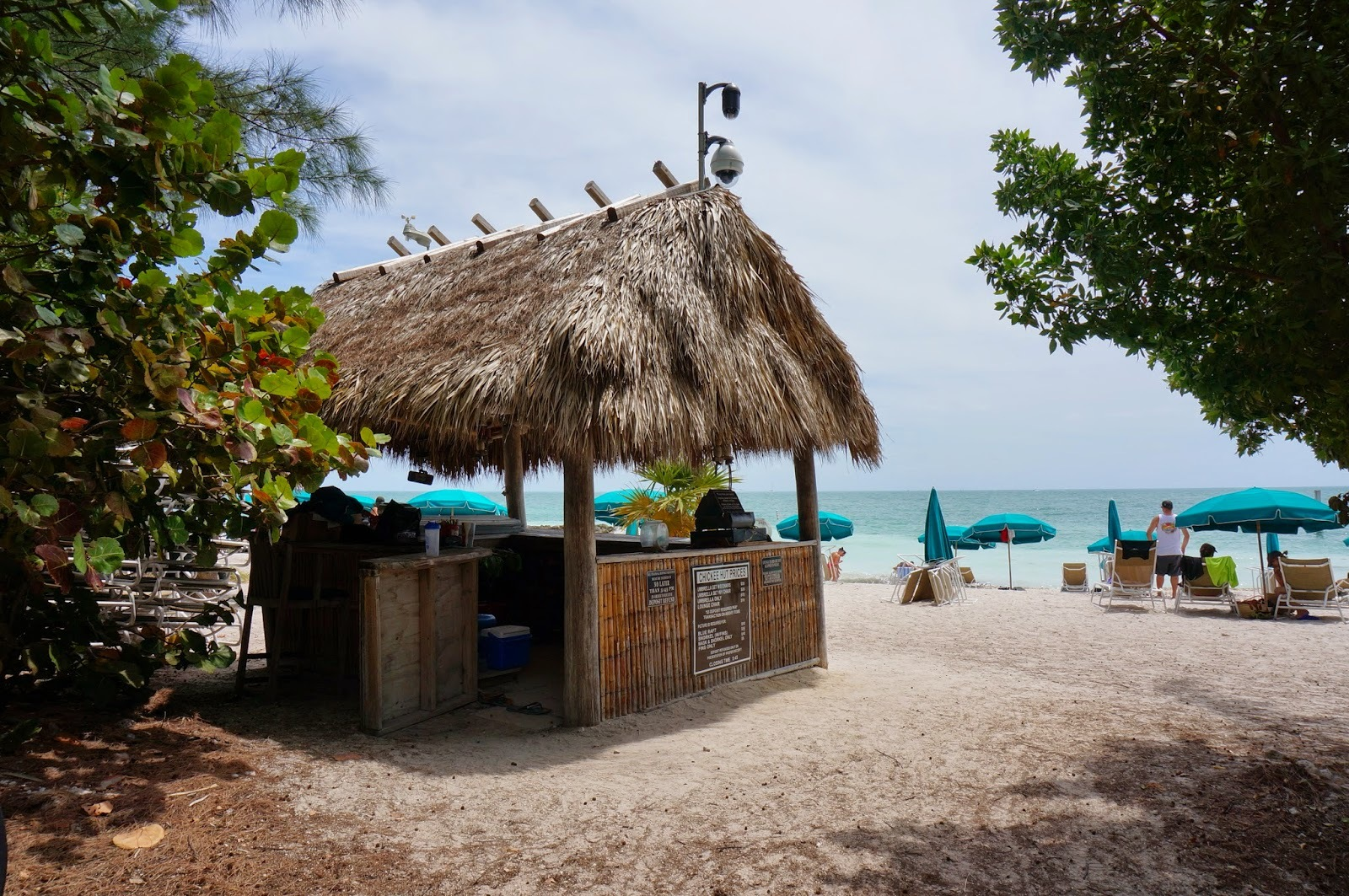 Restaurang - Conch Republic Seafood (Key West)
