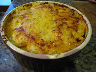 A warming recipe for Autumn - Moussaka (with an aubergine/eggplant tip)