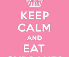 Keep calm and eat :)