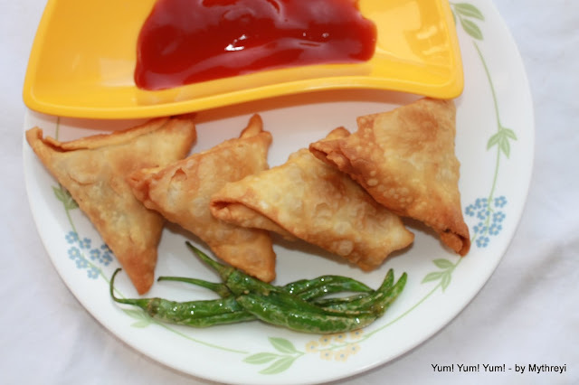 Samosa ~ Every Indian's Favorite Snack
