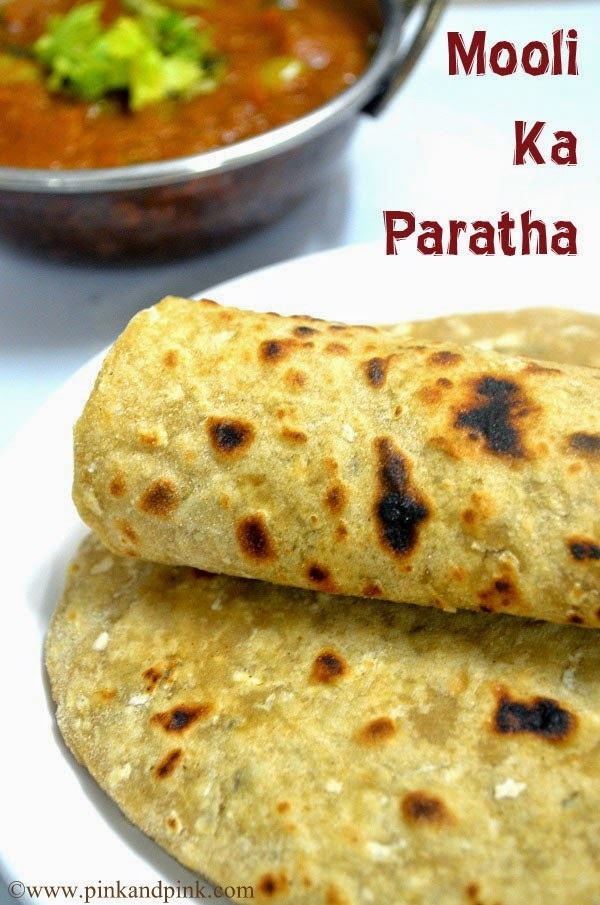 Mooli Paratha Recipe | Radish Paratha | How to make Mooli Ka Paratha