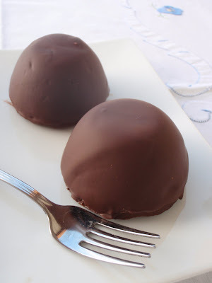 Chocolate Dome Ripiena
