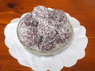 Mumsey's Chocolate Truffles