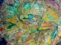 Fish Masala In Coconut Milk