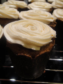 Sticky Toffee Cupcakes with Salted Caramel Buttercream