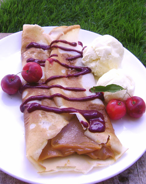 Crepes Franceses - Video Receita