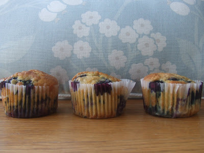 delia smith blueberry muffin recipe