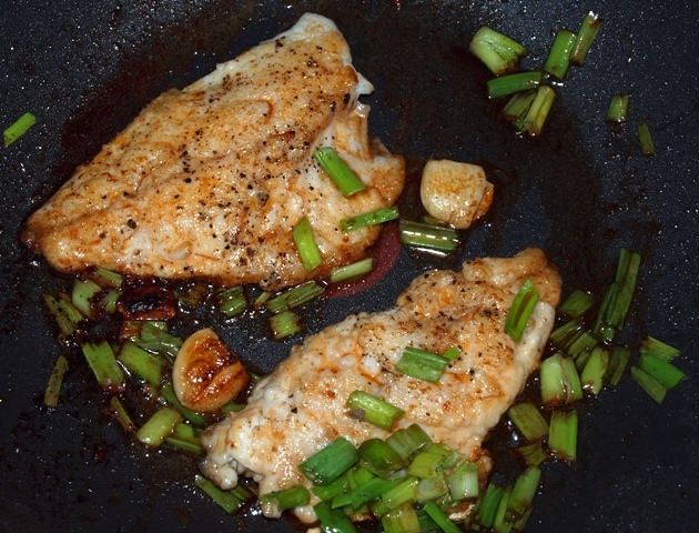 Asian Fish Fillets