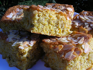 Almond and Squash Cake - We Should Cocoa 5