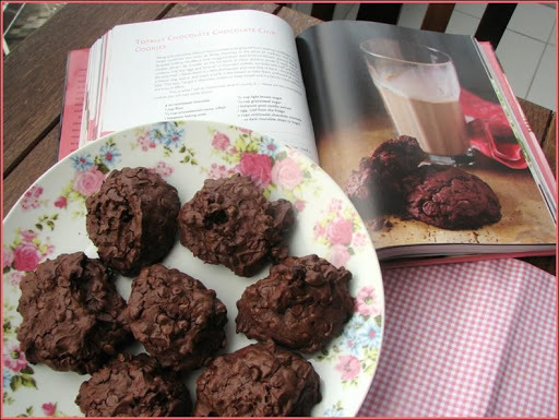 Totally Chocolate Chip Cookies da Nigella Lawson