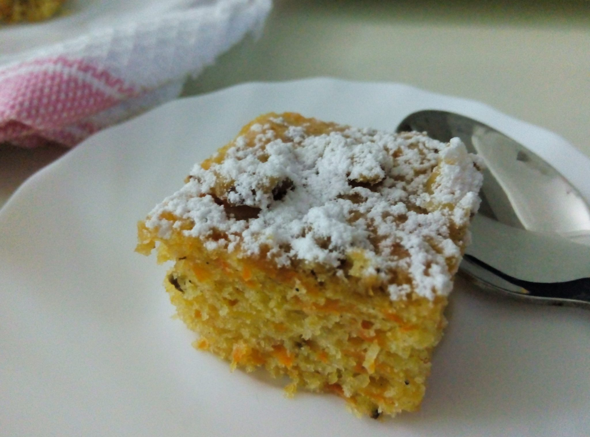 Carrot Cake – Egg Less