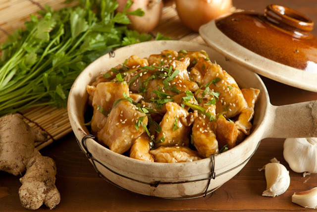Fish Fillet and Tofu with Oyster Sauce Recipe