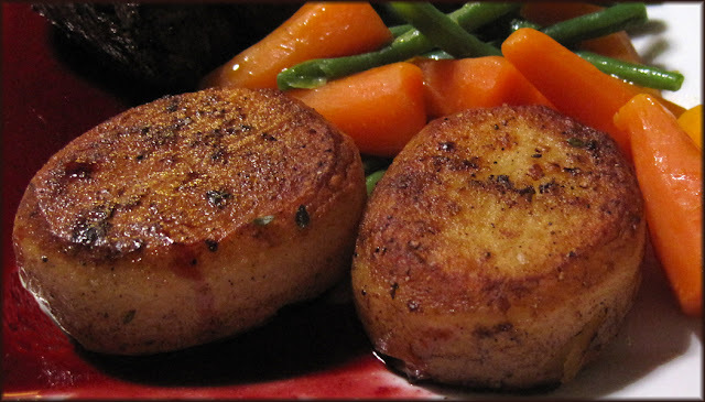 How to Make - The Best Fondant Potatoes