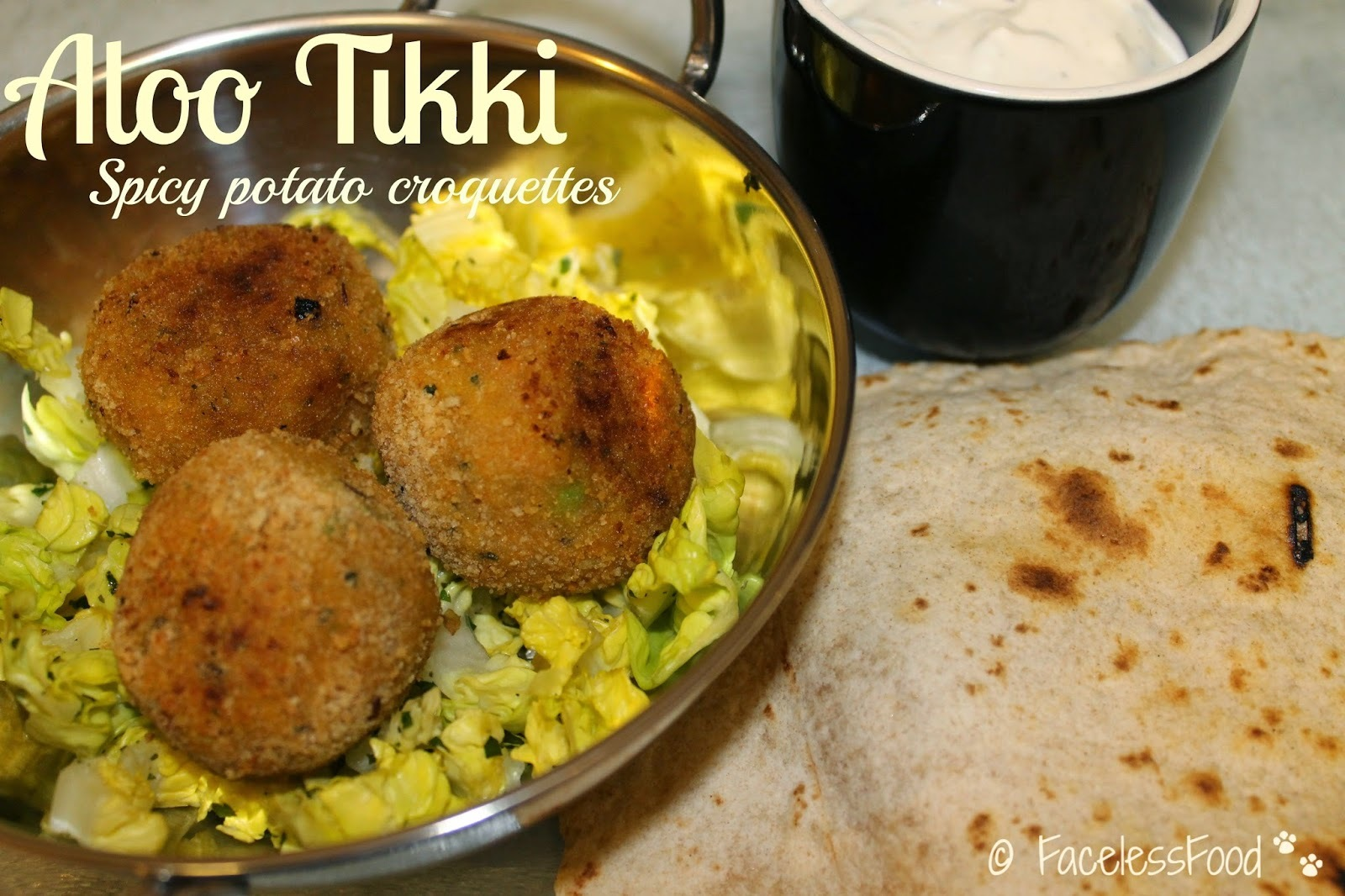 how to make frozen aloo tikki