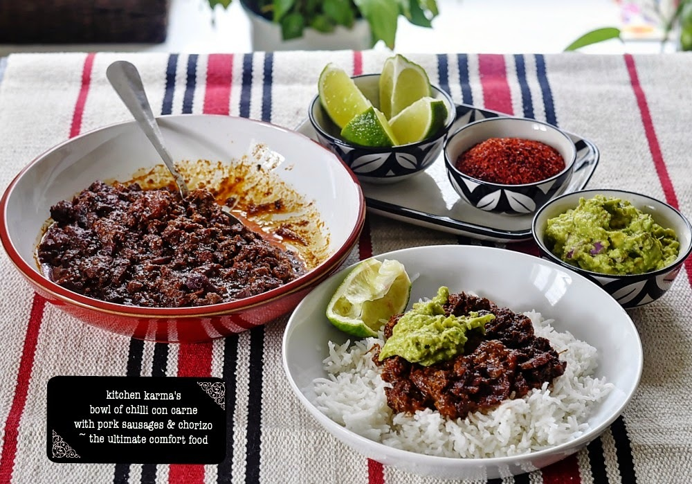 The Love of  Chillies & A Recipe for Chilli Con Carne With A Little Twist