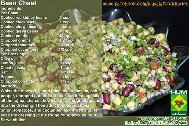 Bean Chaat