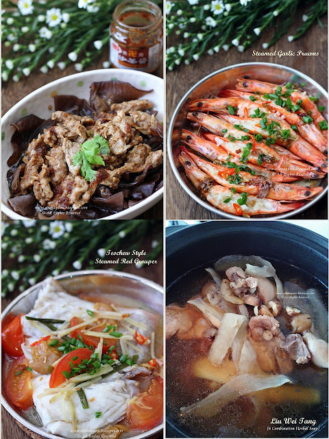 Quick Recipes On 3 Dishes 1 Soup