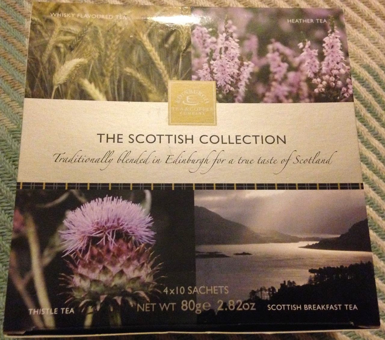 The Scottish Collection -Tea [By @SpectreUK]