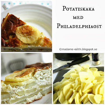 Recept - Potatiskaka