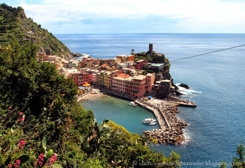 a long weekend in Cinque Terre, Italy - part 2