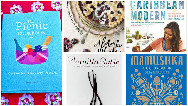 My Favourite Cookbooks of 2015 plus Christmas Giveaway #4