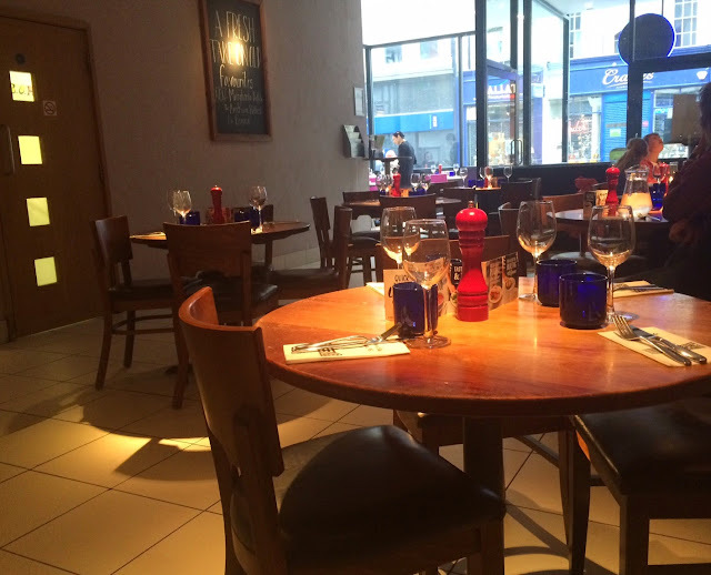 My New Favourite Pizza Place - Restaurant Review: Pizza Express - High St, Cardiff