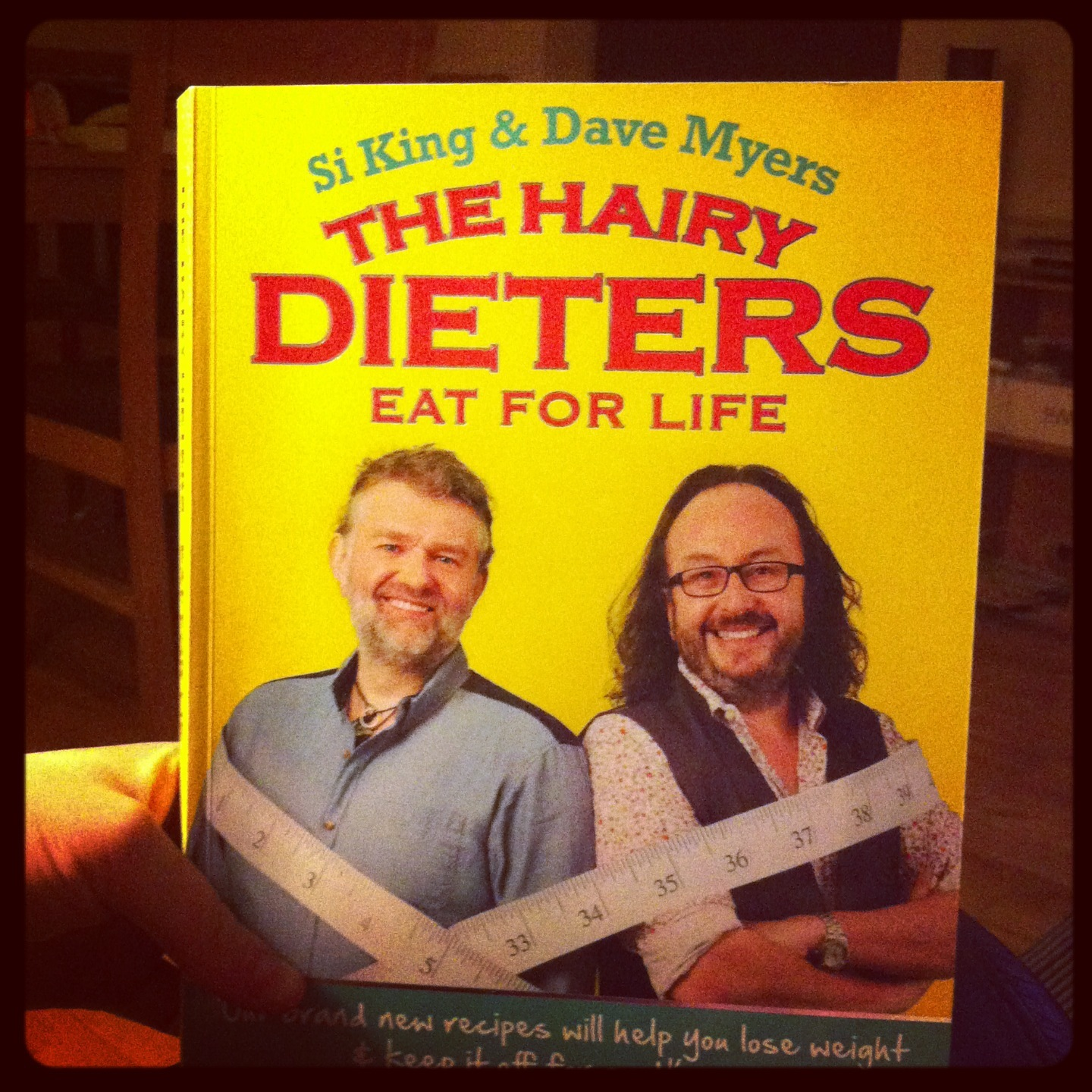Hairy Dieters Do It Again!!