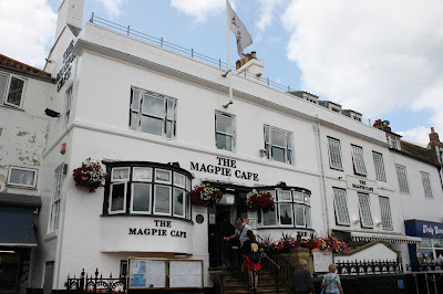 The Magpie Cafe - Whitby