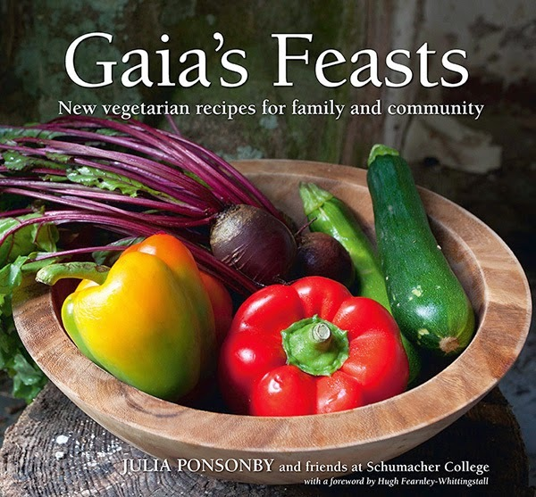 Gaia's Feasts - A Review, a Recipe and a Special Offer