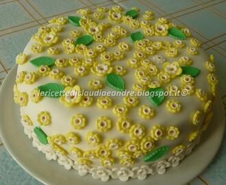 Ricette di torte decorate senza pasta di zucchero mytaste - Torte salate decorate ...