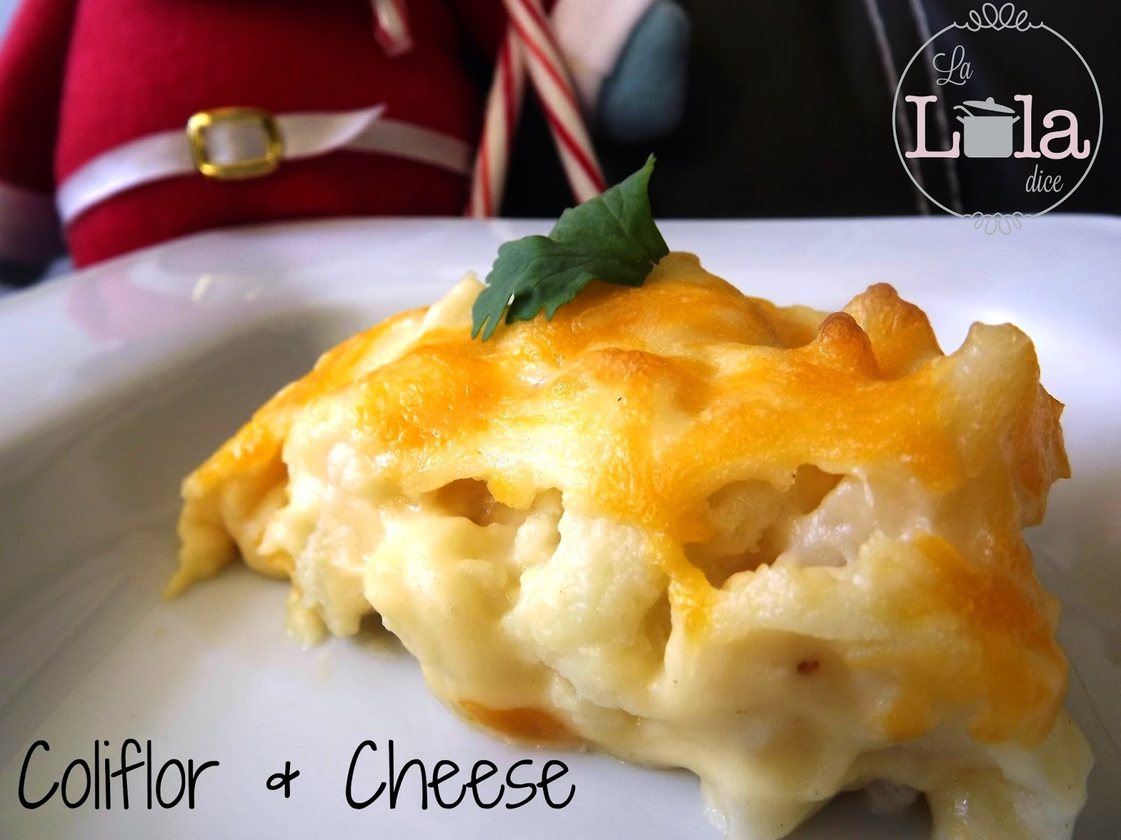 Coliflor & Cheese