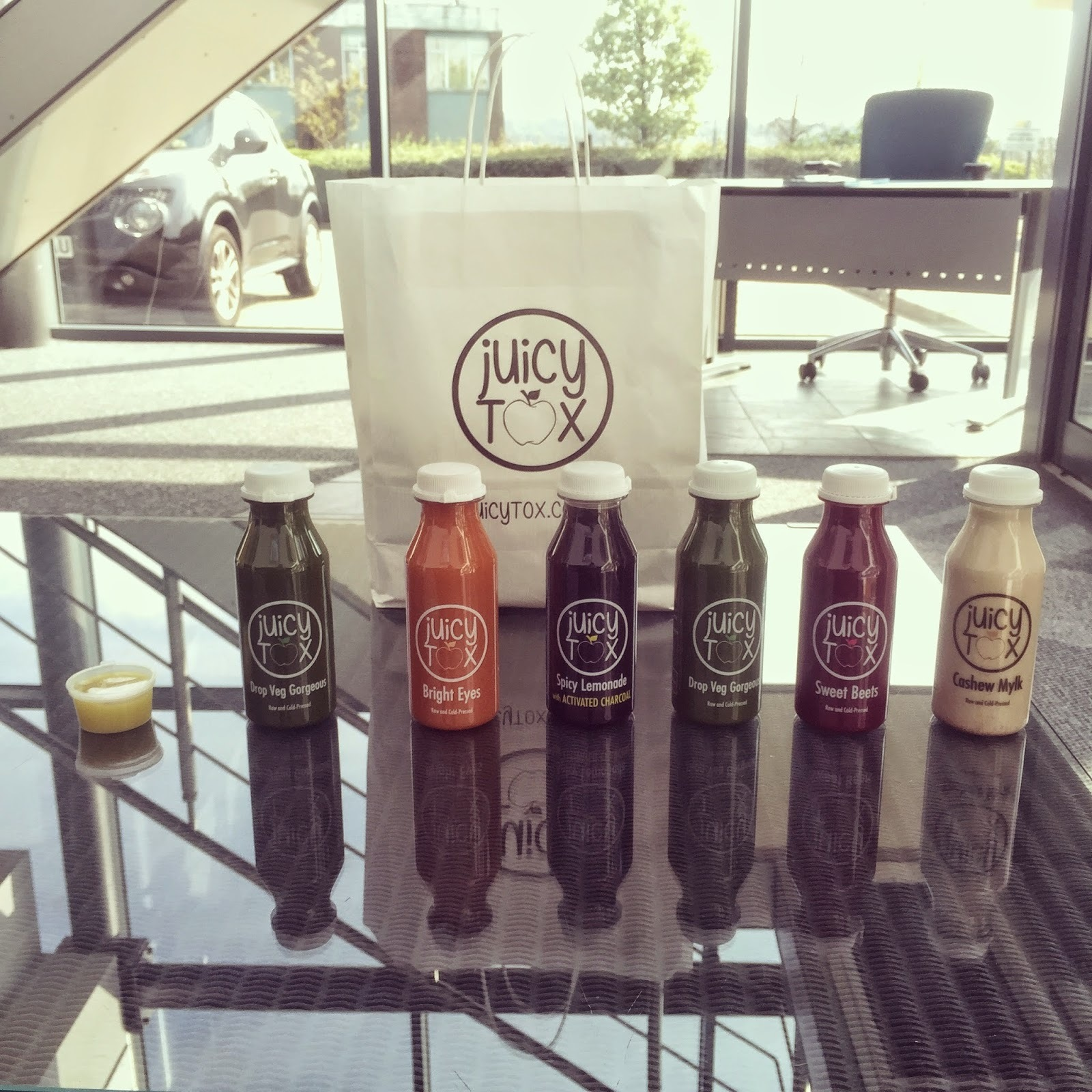 Review: Juicytox juice cleanse